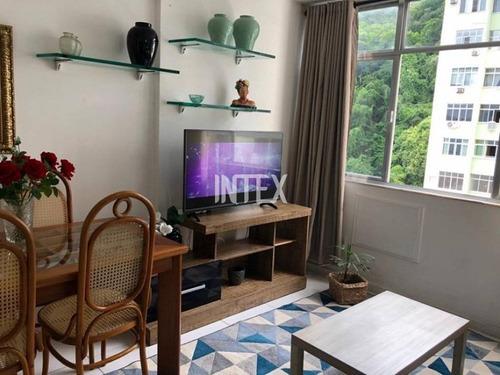 Apartamento  Com 3 Quartos Na Praia De Icaraí. - Ap01236 - 69299266