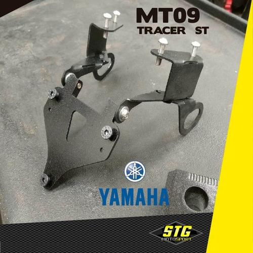 Portapatente Fender Rebatible Stg Yamaha Mt/09 Tracer C/g