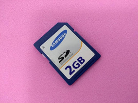 Cartão De Memória Samsung 2gb - Promoção-
