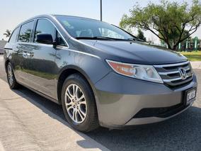 Odyssey 2012 3.5lts Exl Minivan Cd Qc At