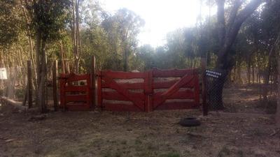 Terrenos Mejorados En Villa Parque Los Reartes