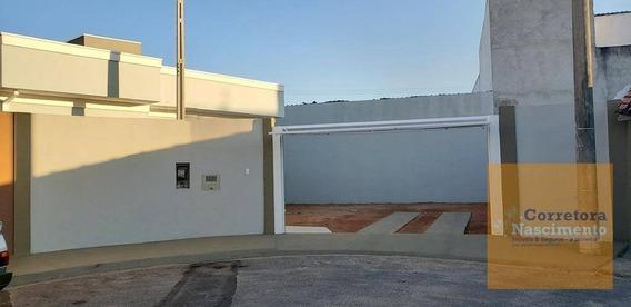 Casa Nova Com Quintal Amplo No Parque Dos Príncipes - Ca1432
