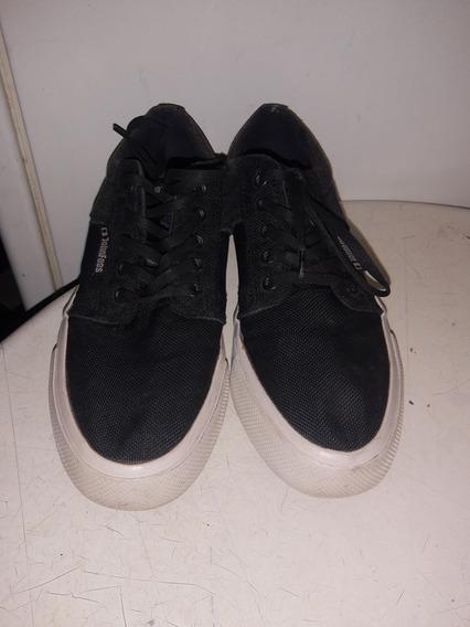 Zapatillas Usadas En Buen Estado Marca Johnfoos Nro. 38