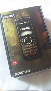 Motorola Nextel I296,novo,na Caixa,ótimo Preço, Aproveite