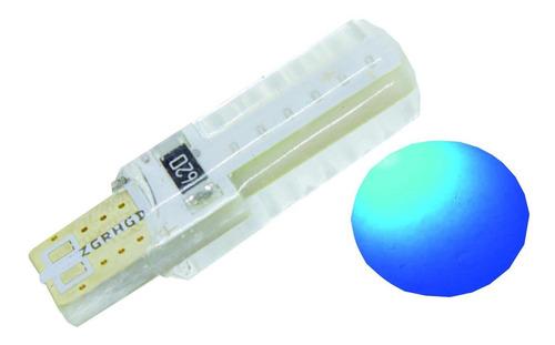 Imagen 1 de 2 de Foco De Pellizco Con Led Cob Color Azul