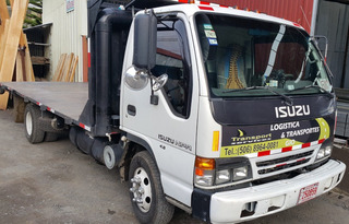 Isuzu Npr Modelo 2000 Motor 4.8 Recibo Pick Up Doble Cabina