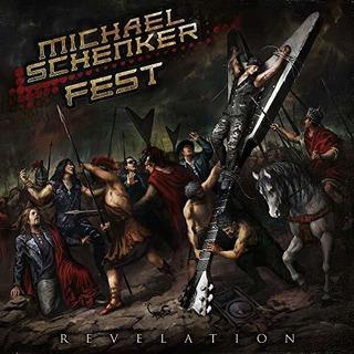 Cd : Michael Fest Schenker - Revelation (wxl2)