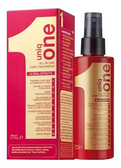 Uniq One X 150ml Tratamiento 10 En 1-revlon
