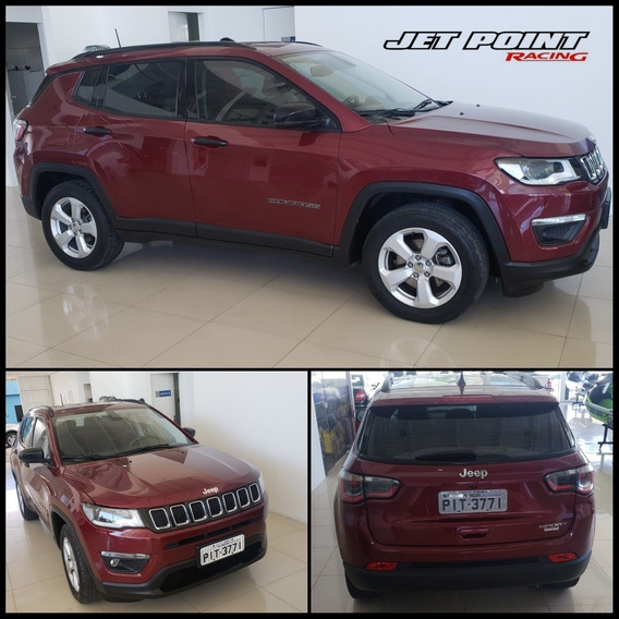 Jeep Compass 2.0 Sport Flex Aut. 5p 2017