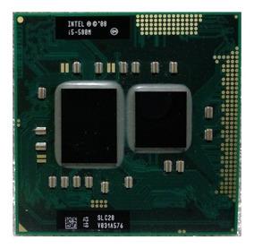 Intel Core I5 580m 2.66ghz Primeira Geração Notebook