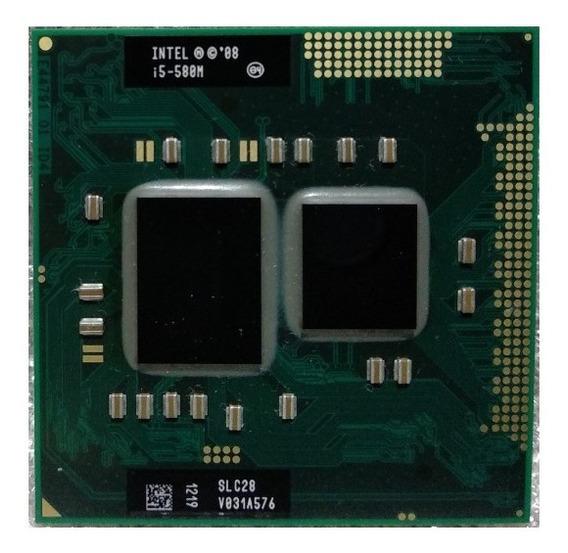 Intel Core I5 580m 2.66ghz Notebook - Gasile Processadores