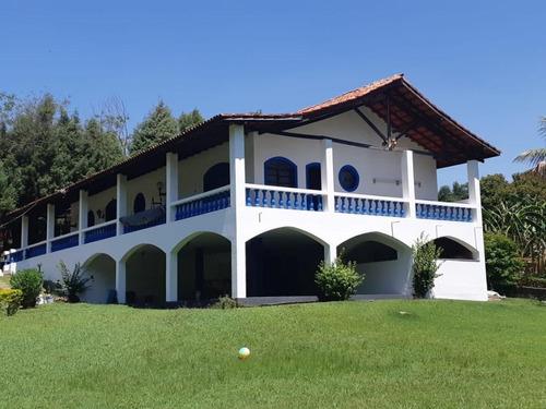 Imagem 1 de 21 de Rancho Com 4 Dormitórios À Venda Por R$ 680.000,00 - Do Cristal - Mairinque/sp - Ra0001