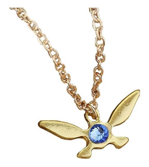Collar Zelda Navi Link Ocarina Of Time Majora