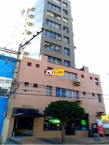 Imagem 1 de 7 de Locação Sala Comercial Edificio Embassador- Na Z10 Imóveis Indaiatuba/sp - Sl01047 - 69007420