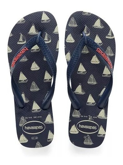 Chinelo Havaianas Top Nautical