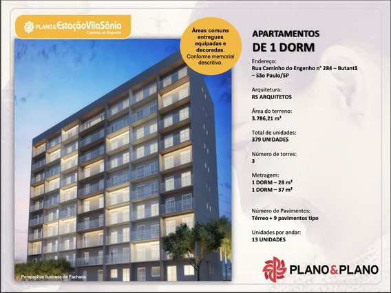 Apartamento 1-2 Dormitórios Ótima Localização Sp Preço Baixo