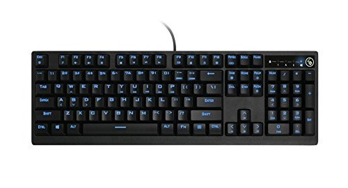 Iogear Kaliber Mechlite Mechanical Gaming Keyboard, Gkb710l