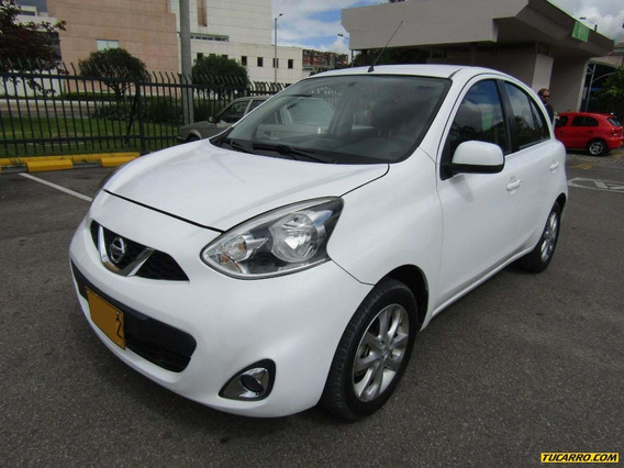 Nissan March Advance At 1600 Aa