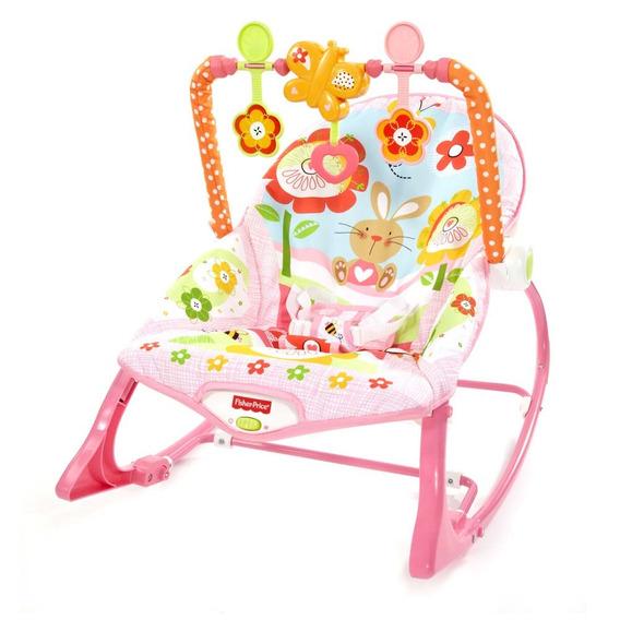 Cadeira Crescendo Comigo Meninas - Fisher-price