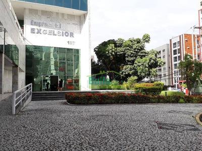Sala Comercial Para Locação, Boa Viagem, Recife. - Sa0049