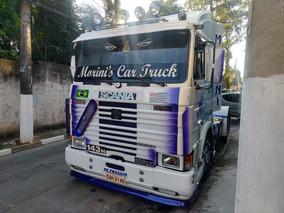 Scania 143 - 450cv V8