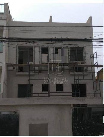 Imagem 1 de 20 de Cobertura Com 1 Dormitório À Venda, 96 M² Por R$ 390.000,00 - Parque Das Nações - Santo André/sp - Co5629