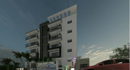 Imagen 1 de 5 de Apartamento En Zona De Crecimiento En Santiago Za13 B