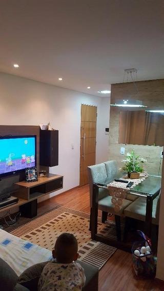 Apartamento Em Cidade Tiradentes, São Paulo/sp De 45m² 2 Quartos À Venda Por R$ 170.000,00 - Ap232631