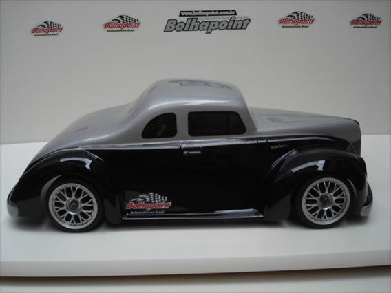 Bolha Point Ford Coupê 1940 1/10 Sem Pintura