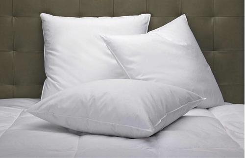 Almohadas Confort Silicone-90x50 (king)