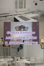 Salón De Fiestas - Infantiles, Teens - Adultos (pelotero)