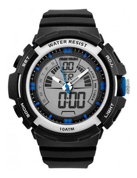 Relógio Masculino Digital Mormaii Esportivo Moad08902/8a