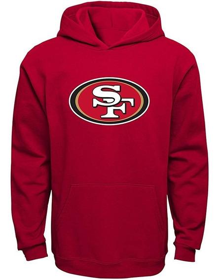 Sudadera Con Gorro San Francisco 49ers Nfl