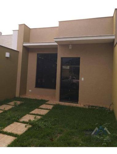 Imagem 1 de 19 de Casa À Venda, 82 M² Por R$ 300.000,00 - Residencial José B Almeida - Londrina/pr - Ca0808