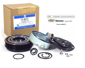Kit Reparo Compressor Celta E Prisma 2001 / 2016 Gm 52047718