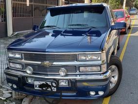 Silverado Americana C1500 Cabine Extendida 4x4 Docto Pick Up