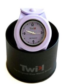 Relógio Twik Slap Denim *frete Gratis*