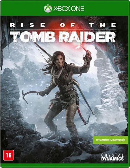 Rise Of The Tomb Raider Para Xbox One 100% Português Físico