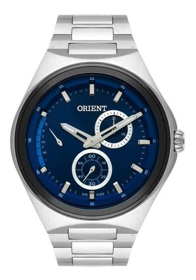 Relógio Orient Masculino Mbssm085 D1sx