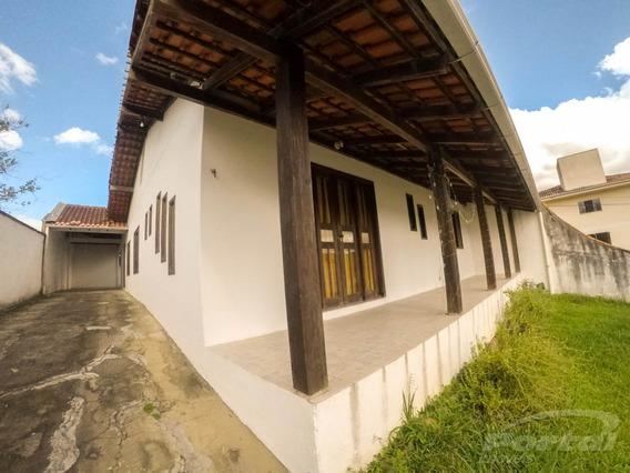 Casa No Bairro Da Velha Com Três Dormitórios E Demais Dependências. - 3579805