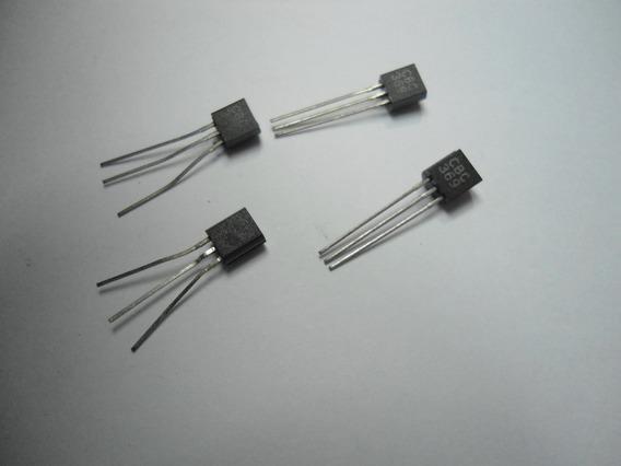 Transistor / Bc369 - 4 Unidades
