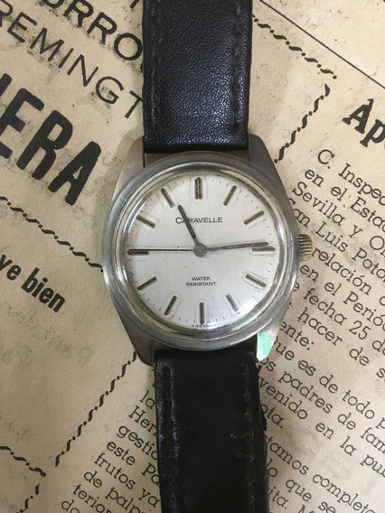 Reloj De Cuerda Caravelle