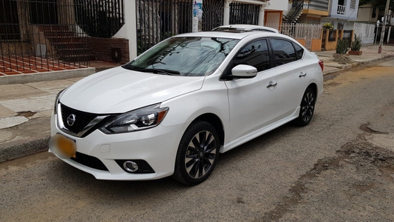 Nissan New Sentra Plus Sr 1.8 Aut 2017
