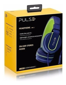 Multilaser Pulse Ph 218 Fone De Ouvido Headphone Bluetooth