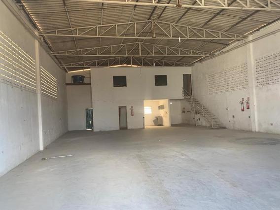 Galpão Em Renascer, Cabedelo/pb De 265m² Para Locação R$ 2.900,00/mes - Ga356551