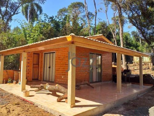 Chácara Com 1 Dormitório À Venda, 5800 M² Por R$ 180.000,00 - Zona Rural - Prudentópolis/pr - Ch0232