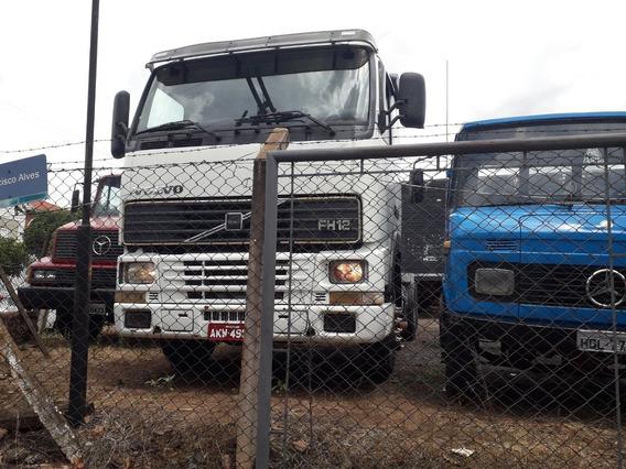 Volvo Fh 380 - Tração 6x2 - Já Financiado Por Consorcio