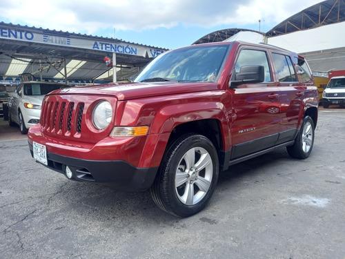 Imagen 1 de 10 de Jeep Patriot 2011 2.4 Sport Cvt 4x2 Mt