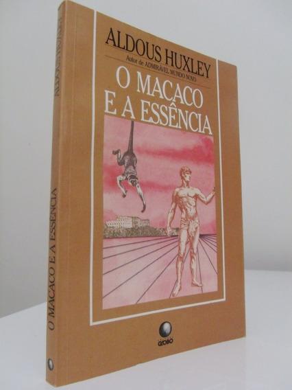 Livro - O Macaco E A Essência - Aldous Huxley