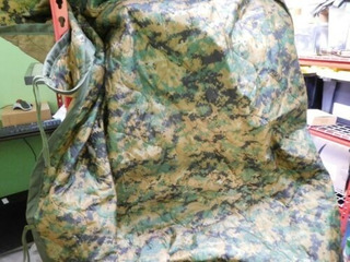 Poncho Liner Militar (manta Ligera)